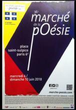 Éditions Lurlure Marché de la poésie 2018