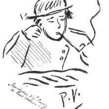Portrait Arthur Rimbaud Éditions Lurlure