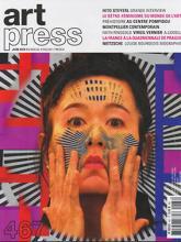 Destination de la poésie de François Leperlier dans le numéro d'Artpress de juin